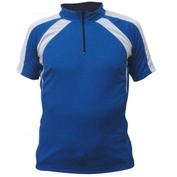 MERCO BT-01 cyklistický dres - modrá