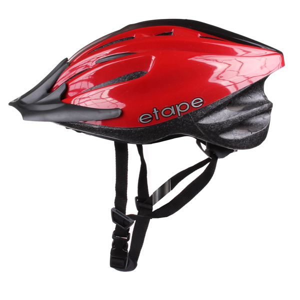ETAPE Magnum cyklistická helma - červená