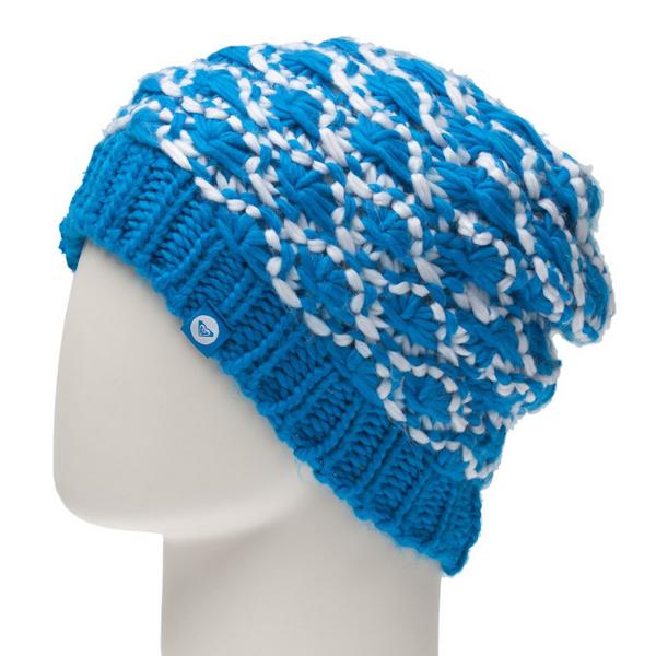 Zimní čepice ROXY ECLIPSE ASTER BLUE