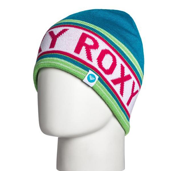 Zimní čepice ROXY LAST TIME GREEN WTWBE164