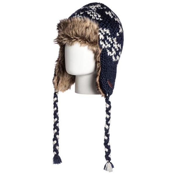 Zimní čepice ROXY SNOW WALK INDIGO WTWBE114