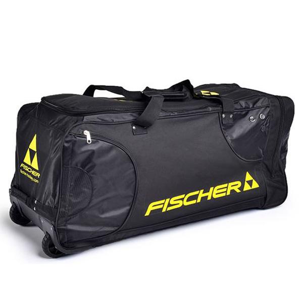 FISCHER hokejová taška na kolečkách - senior