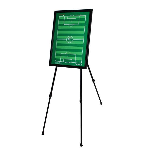MERCO Fotbal 52 magnetická trenérská tabule, se stojánkem