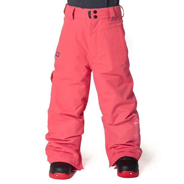 Kalhoty zimní dětské HORSEFEATHERS BLAST KIDS PINK