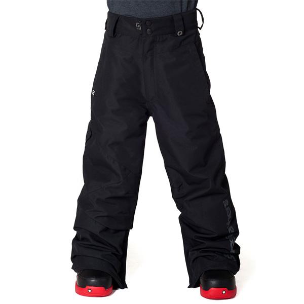 Kalhoty zimní dětské HORSEFEATHERS BLAST KIDS BLACK