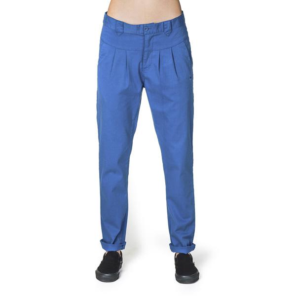 Kalhoty dámské HORSEFEATHERS COOKIE BLUE