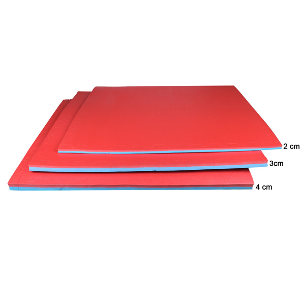 MERCO Tatami žíněnka Judo/Karate 104x104cm - tloušťka 2 cm
