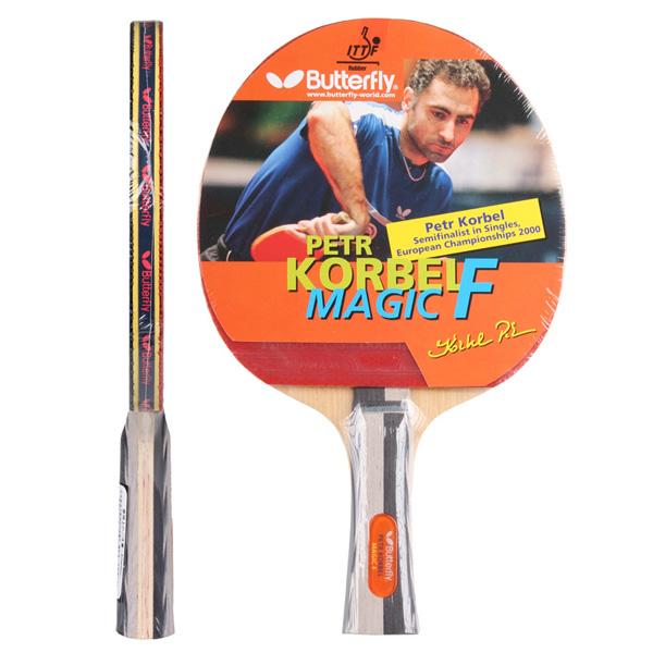 BUTTERFLY Korbel Magic pálka na stolní tenis