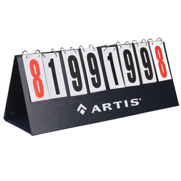 ARTIS ukazatel skore 0-199 bodů 0-7 setů