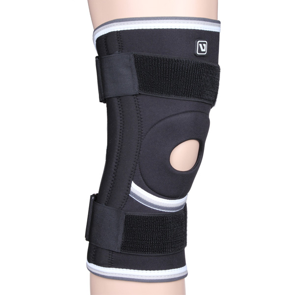 LIVE UP bandáž koleno LS5762 neoprénová, nastavitelná
