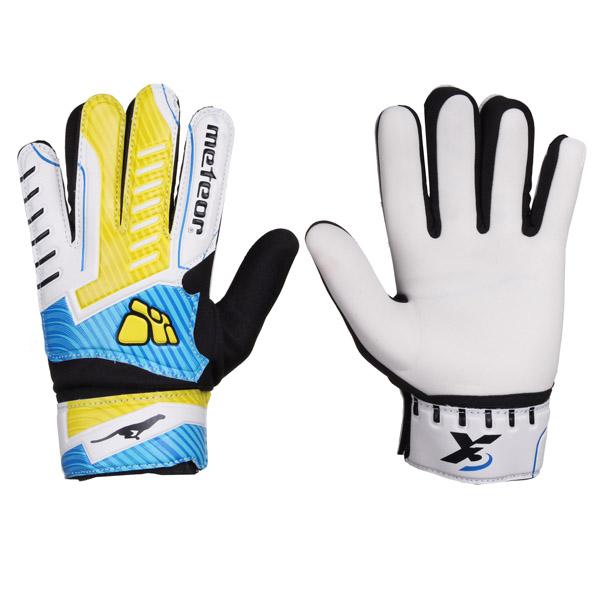 METEOR X-3 fotbalové brankářské rukavice