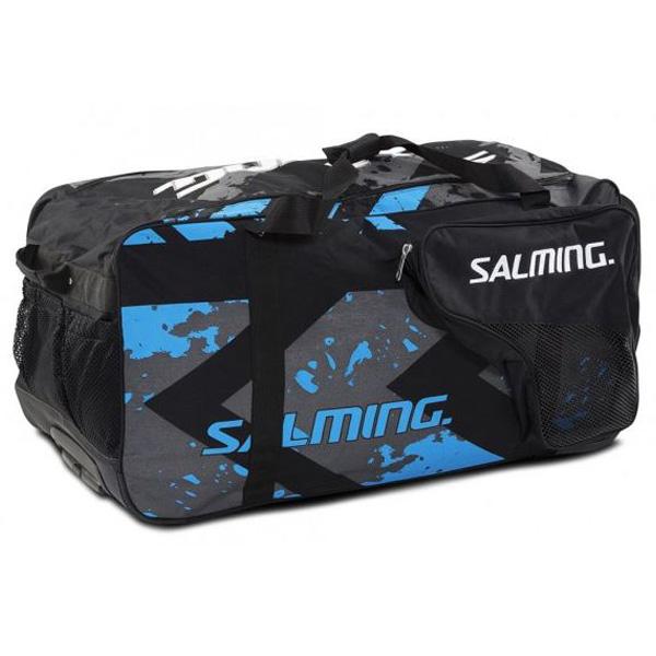 SALMING Wheelbag MTRX hokejová taška na kolečkách - junior