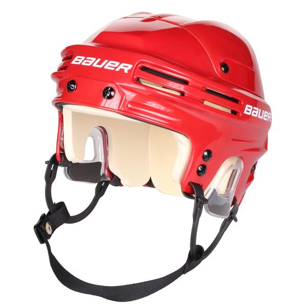 BAUER HH4500 hokejová helma - červená