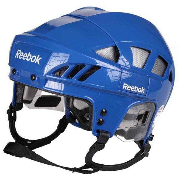 REEBOK 7K hokejová helma - modrá
