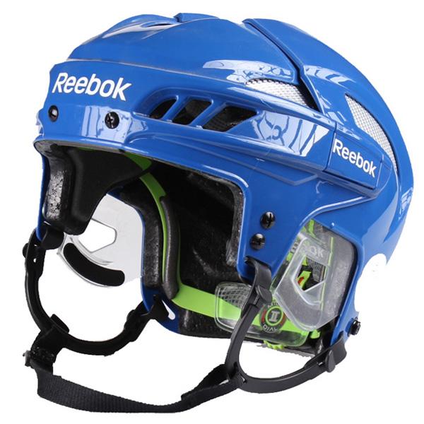 REEBOK 11K hokejová helma - modrá