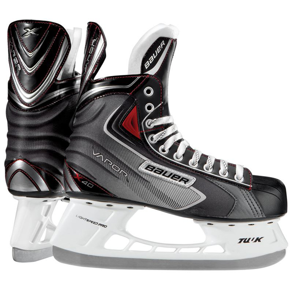 BAUER Vapor X40, JR hokejové brusle