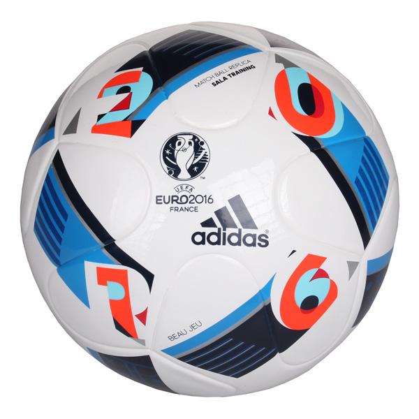 ADIDAS EURO 2016 Sala Training futsalový míč - vel. 4