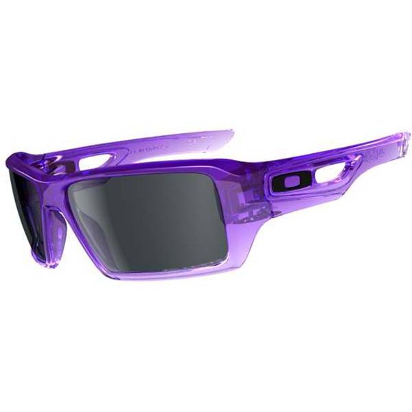 Brýle OAKLEY EYEPATCH 2 PURPLE CLEAR FADE/GREY POLARIZED OO9136-