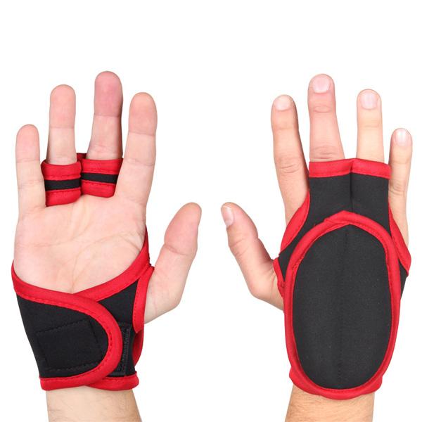 MERCO rukavice na Piloxing 2x 0,25kg - červená - černá
