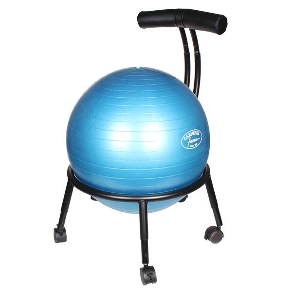 CARNEGIE balanční židle Pilates pojízdná