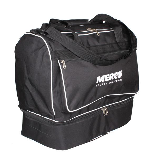 MERCO fotbalová taška dvojité dno
