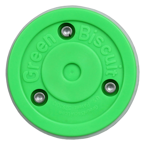 Green Biscuit Pass Pro hokejový puk tréninkový
