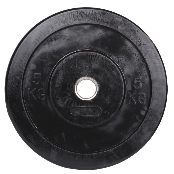 MERCO Bumper olympijské kotouče, guma - 15 kg