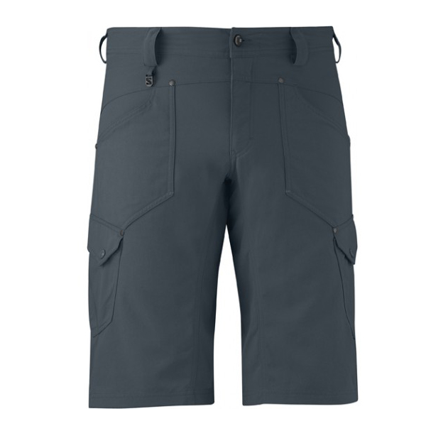 SALOMON CAIRN SHORT PANT M DARK CLOUD 32844654