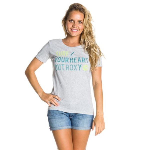Tričko ROXY MAYA TEE SGRH ERJZT00061