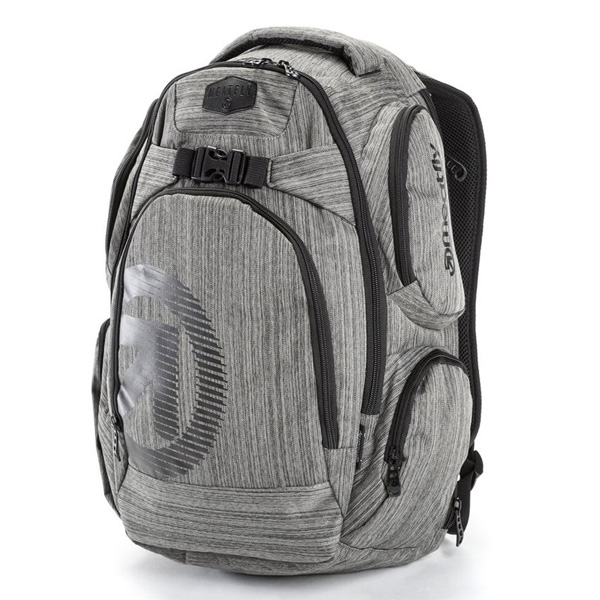 Batoh MEATFLY MIRAGE BACKPACK A HEATHER GRAY