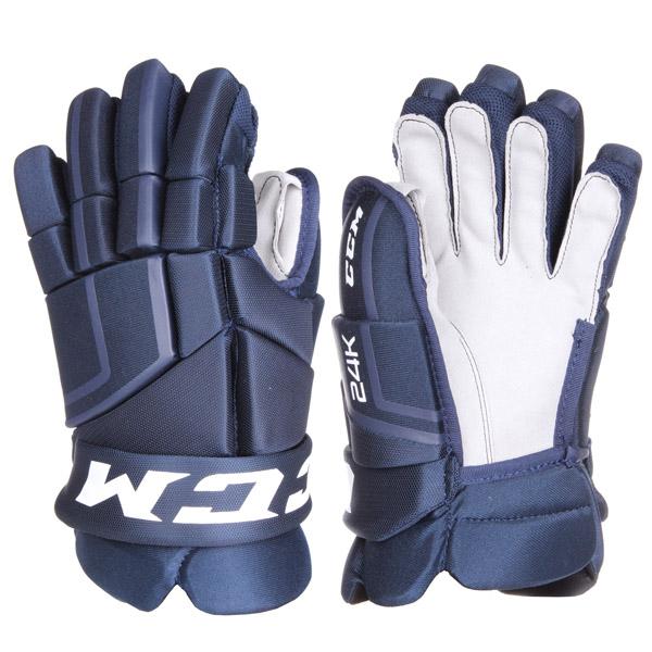 CCM 24K SR hokejové rukavice 15