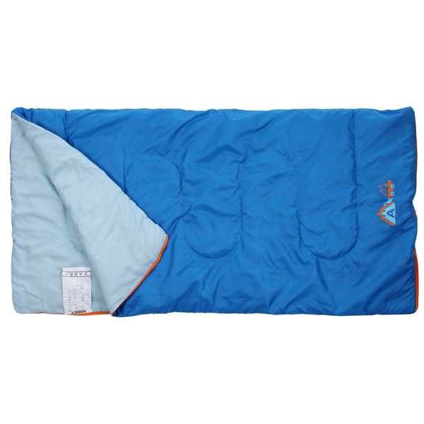 ABBEY CAMP Junior spací pytel deka - modrá