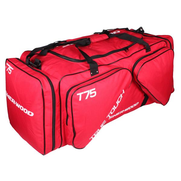SHER-WOOD T75 Carry Bag SR hokejová taška - senior - červená