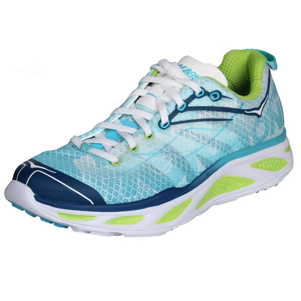 HOKA ONE ONE HUAKA 2 W dámská běžecká obuv - modrá - zelená