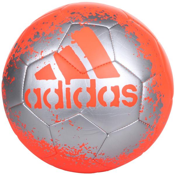 ADIDAS X Glider II fotbalový míč - oranžová - stříbrná