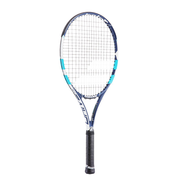BABOLAT PURE DRIVE JUNIOR 26 WIMBLEDON 2017GRIP 1