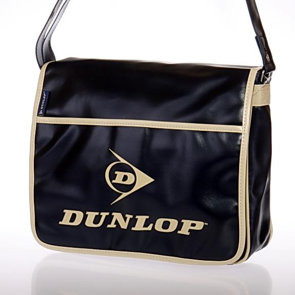 Retro taška DUNLOP DUNCL 7141 NAVY / ECRU