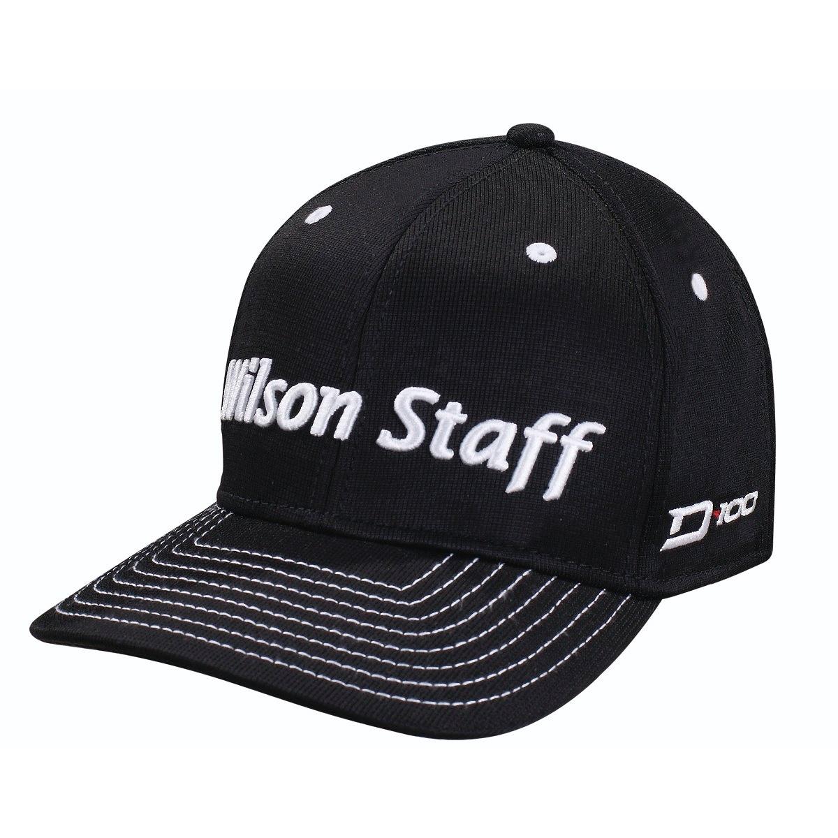 Kšiltovka WILSON STAFF D100 CAP WGH 3100BL
