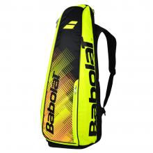 BABOLAT BACKRACQ 8 BLACK / FLUO YELLOW taška na rakety